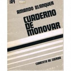 Cuaderno de Monovar (2 Violines, Viola, Cello)