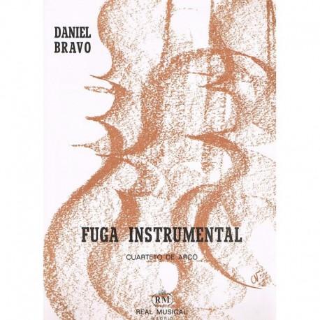 Bravo, Danie Fuga Instrumental (2 Violines, Viola, Cello)