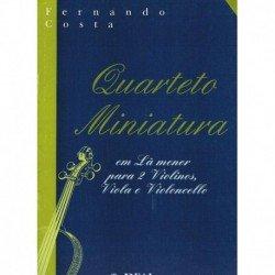 Costa, Fernando. Quarteto...
