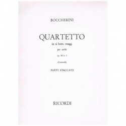 Cuarteto Sib Mayor Op.58 Nº3 (2 Violines, Viola, Cello)