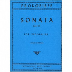 Prokofiev Sonata Op.56 (2...