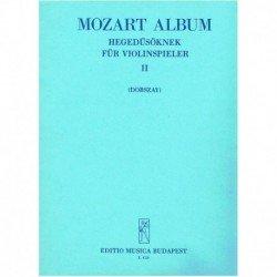 Mozart. Dúos (2 Violines)