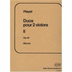 Pleyel. Dúos Op.48 Vol.2 (2...