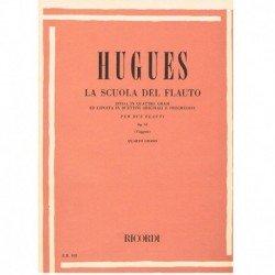 Hugues La Scuola del Flauto Op.51 Vol.4 (2 Flautas)