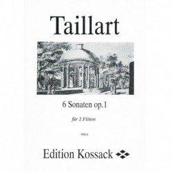 Taillart. 6 Sonatas Op.1 (2...