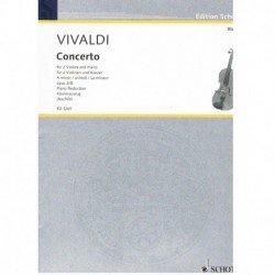 Vivaldi. Concierto Op.3 Nº8...