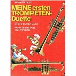 Schmitz, Man My First Trumpet Duets (2 Trompetas)
