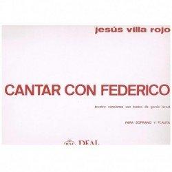 Villa Rojo, Cantar con...