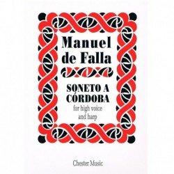 Falla, Manue Soneto a...