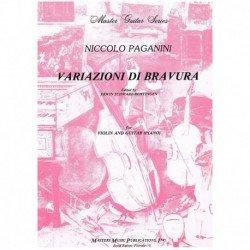 Paganini, Ni Variazioni di...