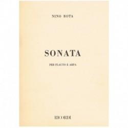 Rota, Nino Sonata (Flauta y Arpa)