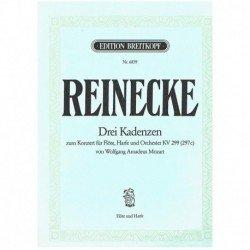 Reinecke, Ca Tres Cadencias...