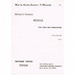 Horwood, Mic Residue (Tuba...
