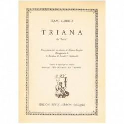 Albéniz, Isa Triana (Iberia) (3 Guitarras)