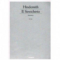 Hindemith Trío de Cuerdas...
