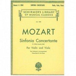 Mozart. Sinfonía...