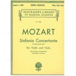 Sinfonía Concertante K.320d...