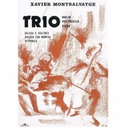 Montsalvatge Trío (Violín, Violoncello, Piano)