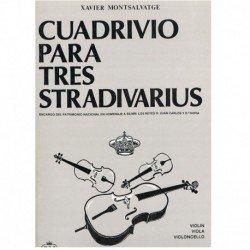 Montsalvatge Cuadrivio para...