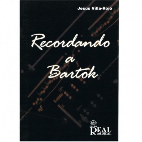 Villa Rojo, Recordando a Bartok (Violín, Clarinete y Piano)