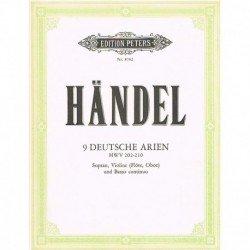 Haendel, G.F 9 Arias...