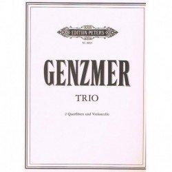 Genzmer Trío (2 Flautas y...