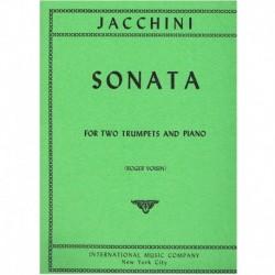 Jacchini Sonata (2...