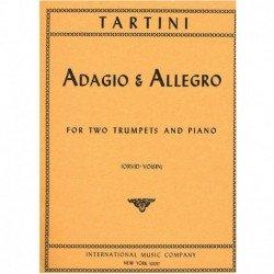 Tartini. Adagio & Allegro...