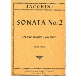 Jacchini Sonata Nº2 (2...