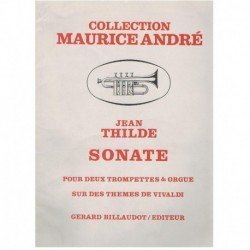 Thilde. Sonata (2 Trompetas...