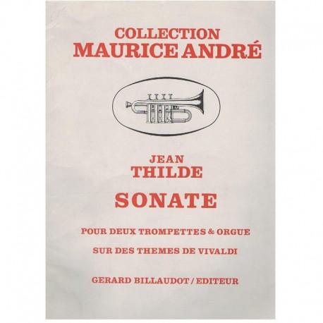 Sonata (2 Trompetas y Organo)