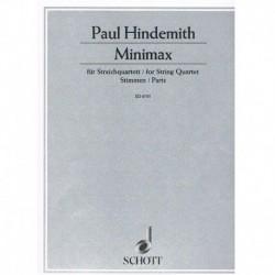 Hindemith, P Minimax (2...