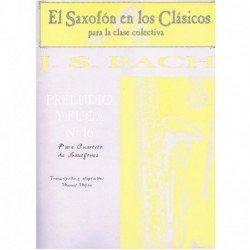 Bach, J.S. Preludio y Fuga...