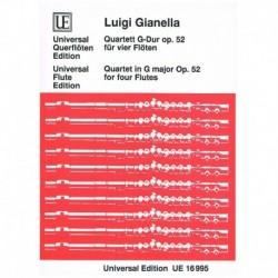 Gianella, Lu Cuarteto Sol...