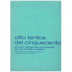 Otto Tentos del Cinquecento...