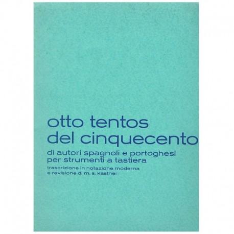 Varios. Otto Tentos del Cinquecento (Clave)