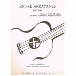De Lucía/Mod Entre Arrayanes (Guitarra)