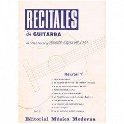 Garcia Velas Recitales de...