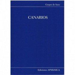 Sanz, Gaspar Canarios...