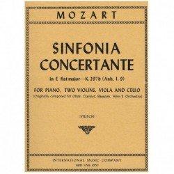 Sinfonía Concertante Mib...