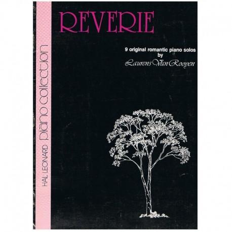 Van Rooyen. Reverie. 9 Original Romantic Piano Solos