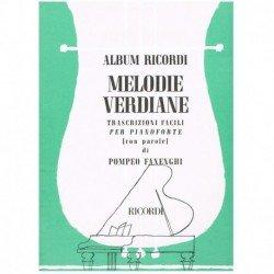 Verdi Melodia Verdiana...