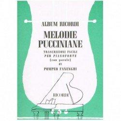 Puccini Melodia Pucciniana...