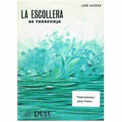Agüera, José. La Escollera de Torrevieja. Impresiones para Piano