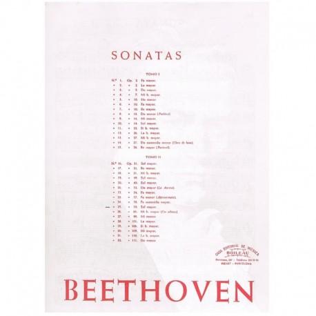 Beethoven. Sonata Nº25 Op.79 Sol Mayor (Piano)