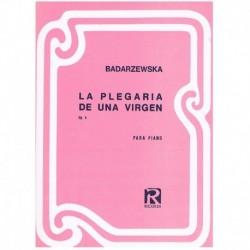 Badarzewska. La Plegaria de una Virgen Op.4 (Piano)