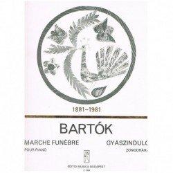 Bartok, Bela. Marcha...