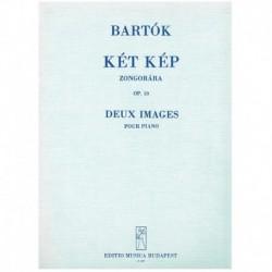 Bartok, Bela. Deux Images...