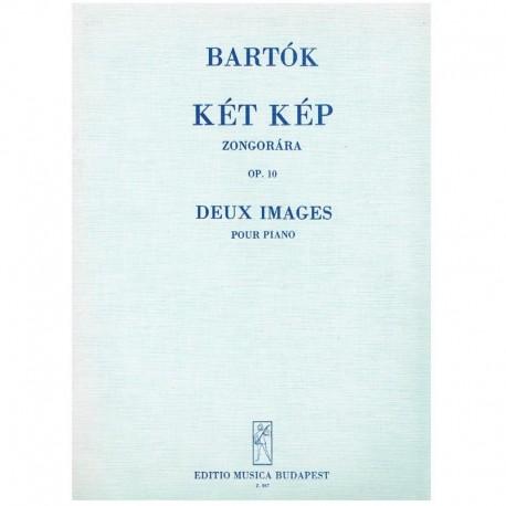 Bartok, Bela. Deux Images Op.10 (Piano)
