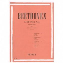 Beethoven Sinfonía Nº3 Mib Op.55 (Heroica)
